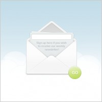 Link toSign up envelope