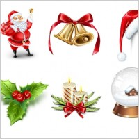 Link toSilent night christmas icons icons pack