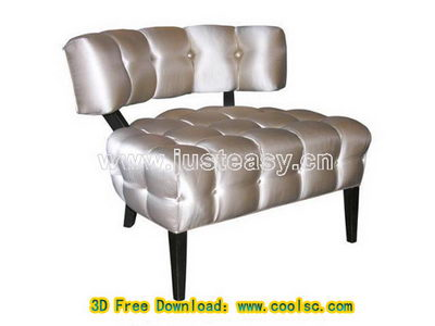 Link toSilver stylish sofa 3d model (including materials)