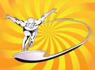 Link toSilver surfer vector free