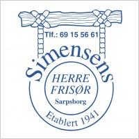 Link toSimensens frisor logo