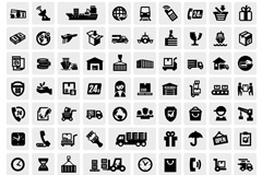 Link toSimple business transport icon vector
