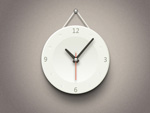 Link toSimple clock icon