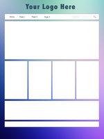 Link toSimple + colourful web design