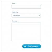 Link toSimple contact form