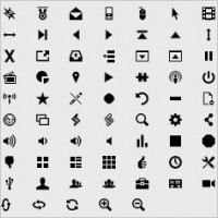 Link toSimple graphic decorative icon vector 2 single download available
