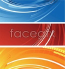 Link toSimple lines banner vector
