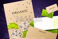 Link toSimple office envelopes business cards design vector
