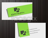 Link toSimple personal business card psd