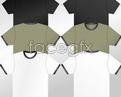 Link toSimple round neck t-vector