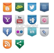 Link toSimple social media icons
