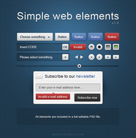 Link toSimple web elements