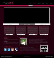 Link toSimple website template