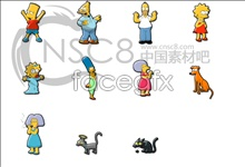 Link toSimpson family characters icon