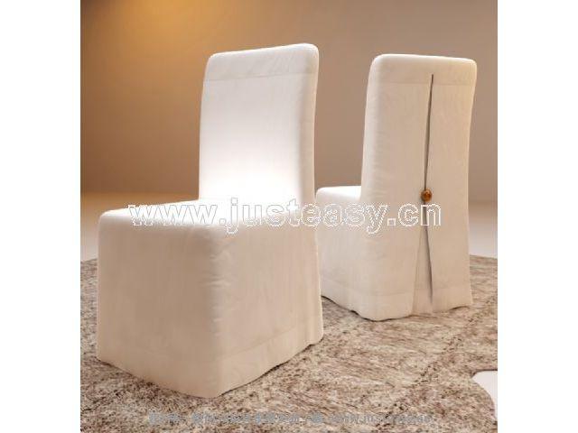 Link toSingle sofa chair restaurant 3d model