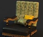 Link toSingle sofa cortex 3d model