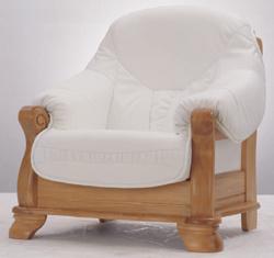 Link toSingle white dermal sofa wood bottom 3d models