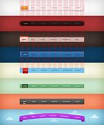 Link toSite navigation bar design