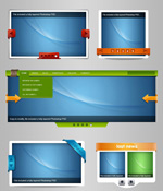 Link toSite templates psd