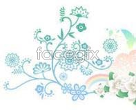 Link toSketch of fashion pattern vector