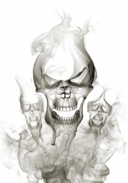 Link toSketch skull picture hd download