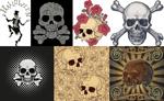 Link toSkull illustration vector