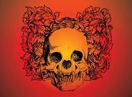 Link toSkull vector download free