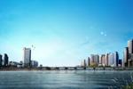 Link toSky city building psd