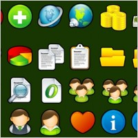 Link toSleek xp basic icons icons pack