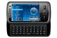 Link toSliding smartphone vector