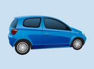 Link toSmall car vector free