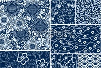 Link toSmall floral pattern backgrounds