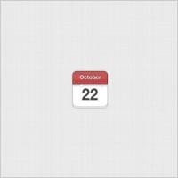 Link toSmall, hand stitched calendar