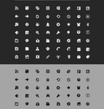 Link toSmall icons psd