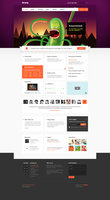 Link toSmarty - business portfolio for creative agencies4