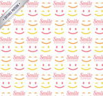 Link toSmiley seamless background vector