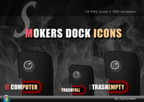 Link toSmokers dock icons