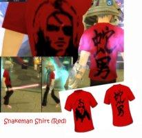 Link toSnakeman shirt