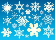 Link toSnow graphics vector free