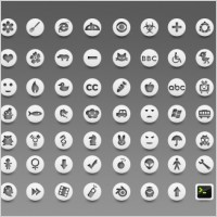 Link toSnow icons icons pack