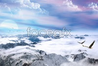 Link toSnow mountain scenery of genting high definition pictures