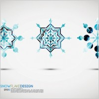 Link toSnow style icon 02 vector