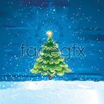 Link toSnow tree vector