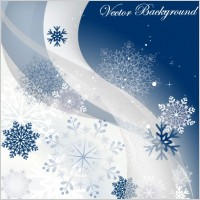 Link toSnowflake background 01 vector