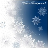 Link toSnowflake background 02 vector