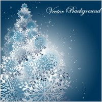 Link toSnowflake background 03 vector