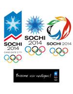 Link toSochi olympics logo vector