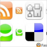 Link toSocial bookmark icons icons pack