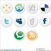 Link toSocial button