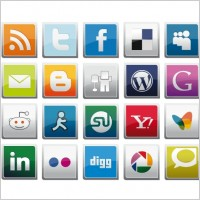 Link toSocial icons pack